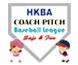 Coach Pitch Baseball League