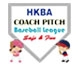 Coach Pitch Baseball League